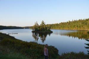 DSC_5379 2017-09-25 Canada NB - Parc Fundy Lac Bennett Vero