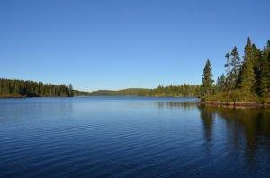 DSC_5612 2017-10-01 Canada Qc Parc de la Mauricie Lac du Fou