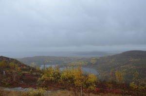 DSC_5823 2017-10-05 Canada Qc Chibougamau Parc Obalski Mont Helios