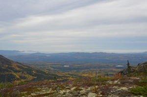 DSC_6025 2017-10-09 Canada Qc Parc des Grands Jardins Le Pioui Mont de l'ours
